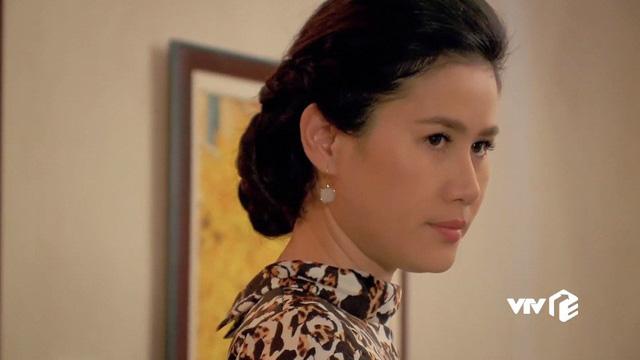 Loạt ảnh Thân Thúy Hà độc ác xuất thần trong phim Cung đường tội lỗi - Ảnh 4.