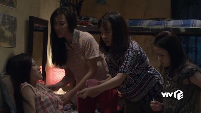 Những cô gái trong thành phố - Tập 3: Trúc bị khách ép uống bia rồi giở trò trở mặt - Ảnh 13.