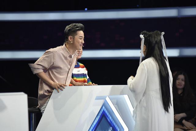 """Đoán tuổi như ý: Thanh Duy đóng vai Dương Quá phát cuồng vì Tiểu long nữ """"đùi gà"""" - Ảnh 2."""