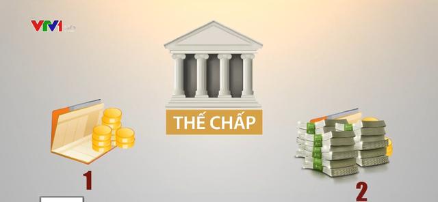 Khởi tố vụ án giả mạo hồ sơ, vay vốn thế chấp bằng sổ tiết kiệm tại ngân hàng - Ảnh 1.