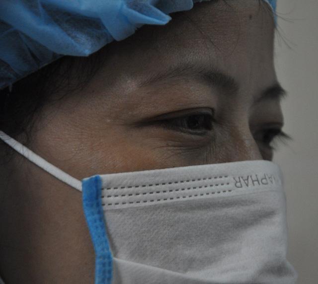 Ánh mắt cầu cứu khẩn thiết của cậu bé ghép phổi từ người chết não - Ảnh 4.