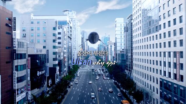 Khám phá Hàn Quốc với điểm đến cực thú vị Ulsan - Ảnh 1.