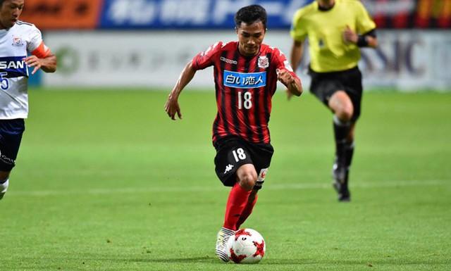 Asian Cup 2019: Bất ngờ với thông số thể hình của Messi Thái Chanathip - Ảnh 1.