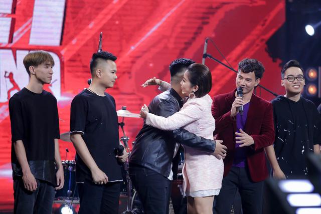 Mỹ Linh tuyên bố đoạn tuyệt tình cảm với Phương Uyên tại Ban nhạc Việt - Ảnh 4.