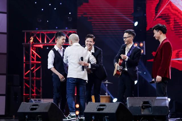 """Xuân Bắc cảnh báo các HLV Ban nhạc Việt: """"Đức Trí là một tay ghê gớm"""" - Ảnh 2."""