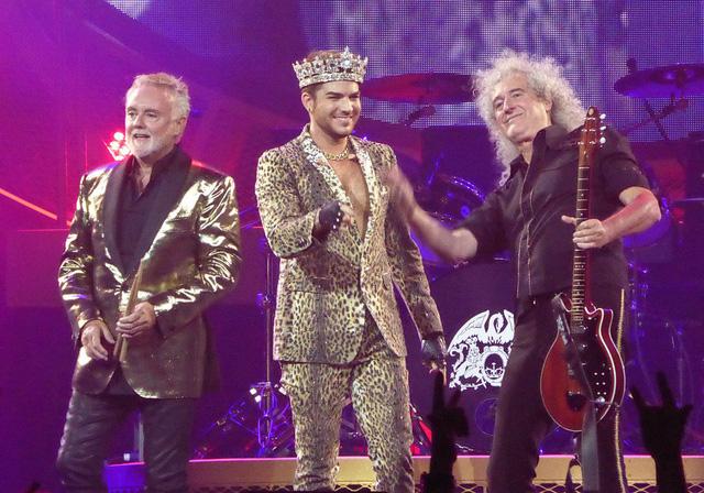 "Sau ""Bohemian Rhapsody"", Queen chuẩn bị tour diễn lớn nhất năm - Ảnh 1."
