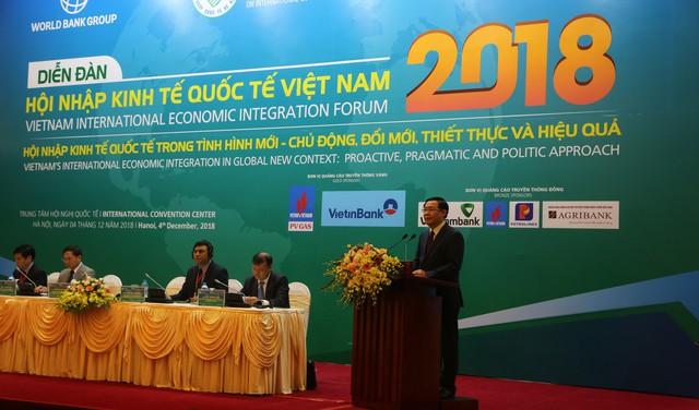 Việt Nam đã có một năm sôi động với các hoạt động hội nhập kinh tế quốc tế - Ảnh 1.