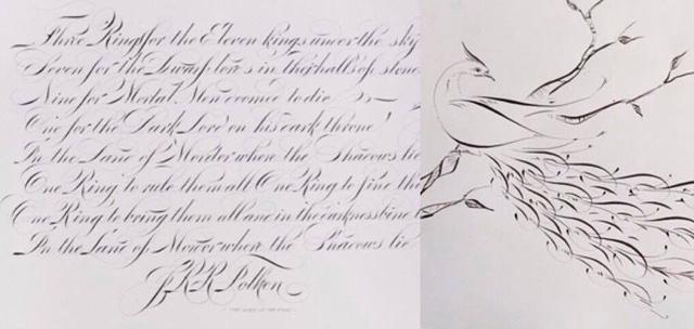 Trực tiếp Thế hệ số 18h30 (5/12): Calligrapher - Thú chơi với bút, mực và giấy - Ảnh 5.