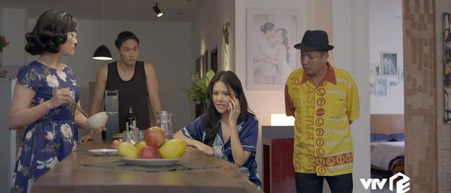 Yêu thì ghét thôi - Tập 27: Suýt ly hôn, Du - Kim lại làm lành vì tình huống này - Ảnh 5.