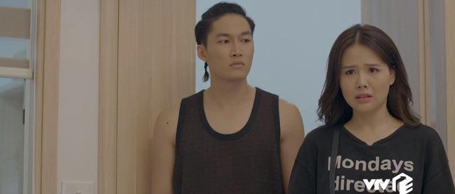 Yêu thì ghét thôi - Tập 27: Suýt ly hôn, Du - Kim lại làm lành vì tình huống này - Ảnh 6.