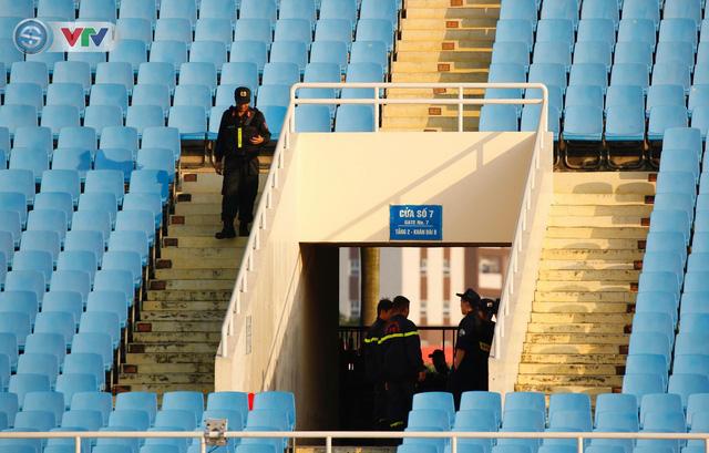 AFF Cup 2018: BTC tổ chức huy động tối đa lực lượng an ninh bảo vệ trận đấu - Ảnh 11.