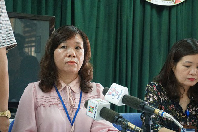 Học sinh Hà Nội bị tát 20 cái: Cô giáo phủ nhận việc chỉ đạo học trò tát bạn - Ảnh 2.