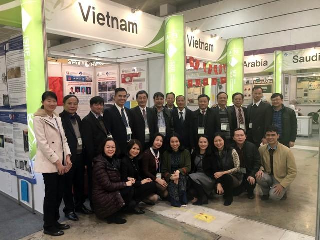 Công trình của Việt Nam nhận giải đặc biệt tại triển lãm quốc tế về Khoa học và Công nghệ 2018 - Ảnh 10.