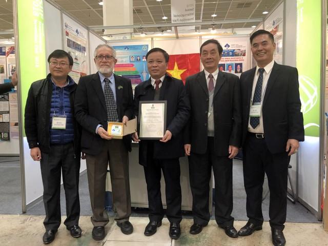 Công trình của Việt Nam nhận giải đặc biệt tại triển lãm quốc tế về Khoa học và Công nghệ 2018 - Ảnh 3.