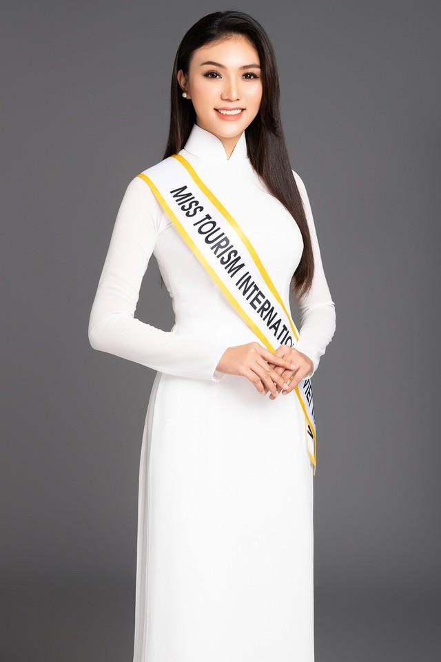 Hé lộ người đẹp đại diện Việt Nam thi Hoa hậu Du lịch quốc tế 2018 - Ảnh 3.
