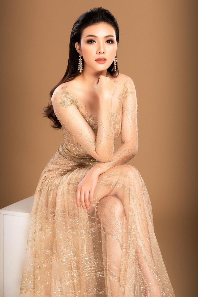 Hé lộ người đẹp đại diện Việt Nam thi Hoa hậu Du lịch quốc tế 2018 - Ảnh 5.