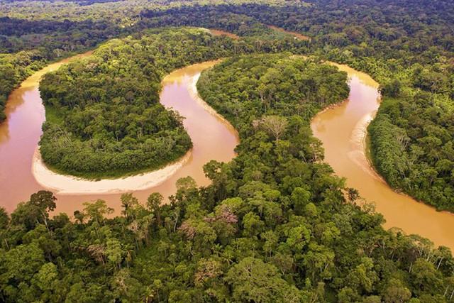 Những dòng sông dài và đẹp nhất thế giới - Ảnh 2.