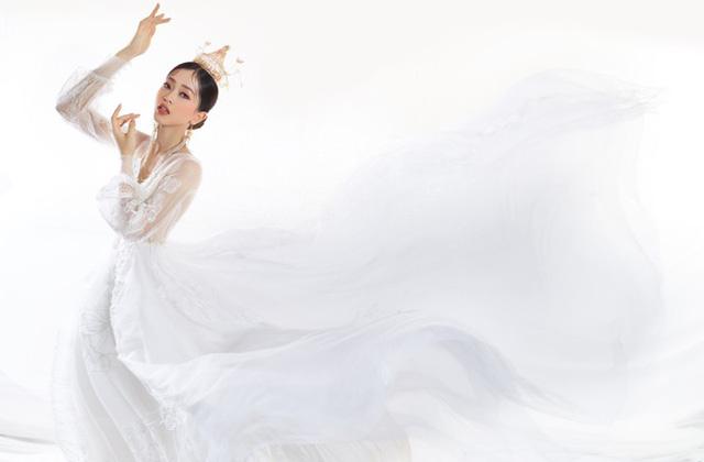 Á hậu Phương Nga hóa cô dâu xinh đẹp, lộng lẫy - Ảnh 12.