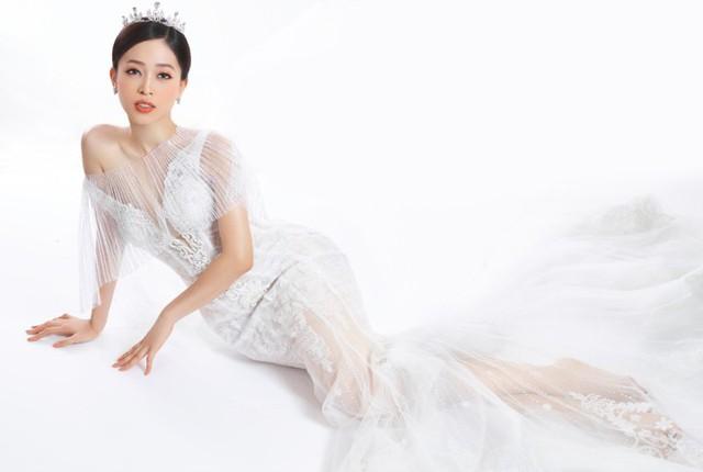 Á hậu Phương Nga hóa cô dâu xinh đẹp, lộng lẫy - Ảnh 14.