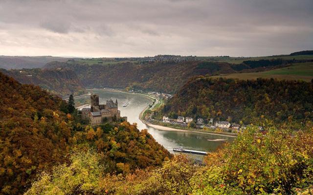 Những dòng sông dài và đẹp nhất thế giới - Ảnh 16.