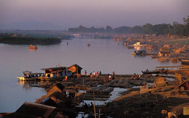 Những dòng sông dài và đẹp nhất thế giới - Ảnh 17.