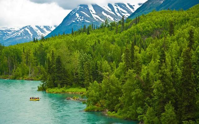 Những dòng sông dài và đẹp nhất thế giới - Ảnh 18.