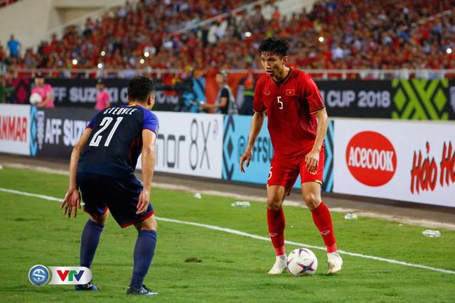 ẢNH: Toàn cảnh ĐT Việt Nam giành chiến thắng trước ĐT Philippines trên sân Mỹ Đình - Ảnh 10.