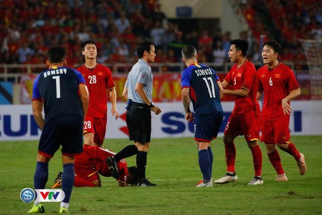 ẢNH: Toàn cảnh ĐT Việt Nam giành chiến thắng trước ĐT Philippines trên sân Mỹ Đình - Ảnh 15.