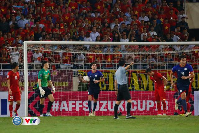 ẢNH: Toàn cảnh ĐT Việt Nam giành chiến thắng trước ĐT Philippines trên sân Mỹ Đình - Ảnh 21.