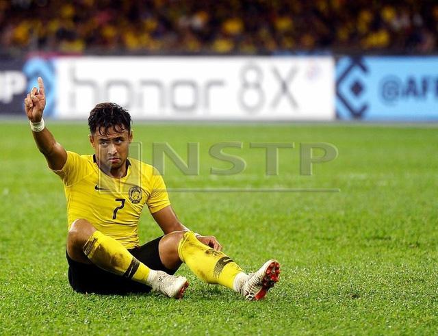 AFF Cup 2018: 3 trụ cột ĐT Malaysia bị treo giò, chấn thương trước chung kết lượt đi - Ảnh 1.