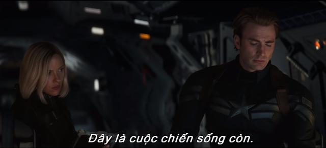 Avengers: End Game - Hiện thực tàn khốc còn lại sau cuộc chiến vô cực - Ảnh 13.