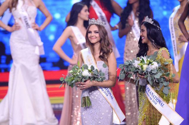 Người đẹp Puerto Rico đăng quang Hoa hậu Siêu quốc gia 2018, Minh Tú lọt Top 10 - Ảnh 4.