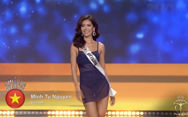Người đẹp Puerto Rico đăng quang Hoa hậu Siêu quốc gia 2018, Minh Tú lọt Top 10 - Ảnh 6.