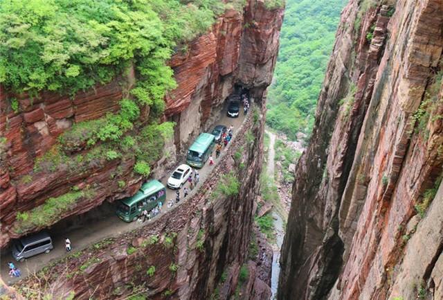 10 cung đường nguy hiểm nhất thế giới - Ảnh 5.