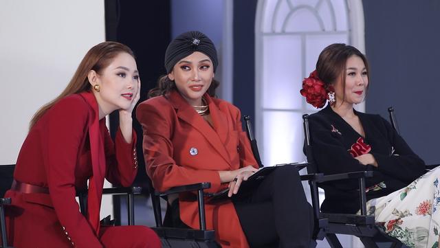The Face Vietnam 2018 - Tập 10: Minh Hằng như gặp ác mộng vì bạn diễn nhí của các học trò - Ảnh 5.