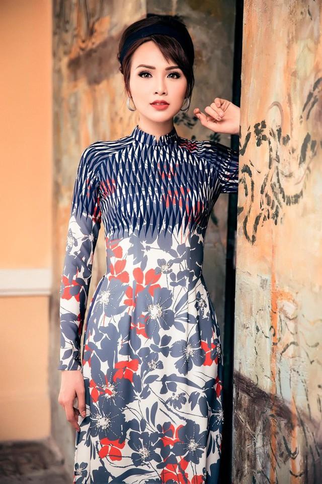 """Hoa hậu Diễm Hương hóa """"Cô Ba Sài Gòn"""" trong bộ ảnh mới - Ảnh 4."""