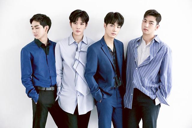 Album của BTS đắt hàng nhất năm 2017 tại Hàn Quốc - Ảnh 7.