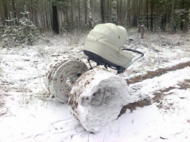 Những bức ảnh về mùa đông giá rét nhìn thôi đã thấy tê người - ảnh 13