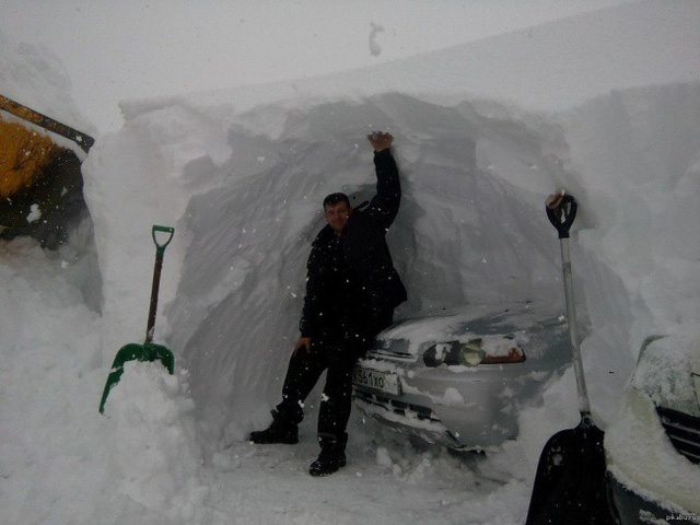 Những bức ảnh về mùa đông giá rét nhìn thôi đã thấy tê người - ảnh 17