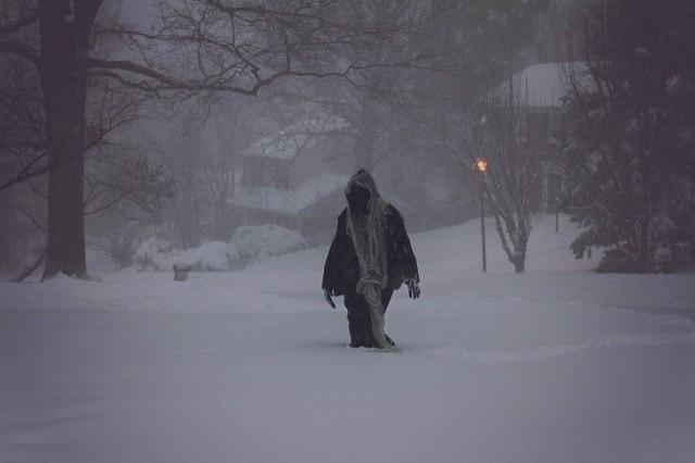 Những bức ảnh về mùa đông giá rét nhìn thôi đã thấy tê người - ảnh 3