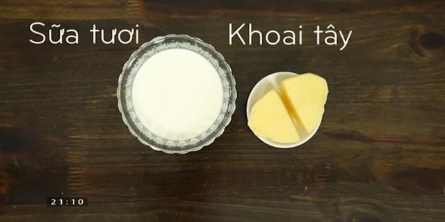 Cách trộn mặt nạ sữa tươi cho làn da ngày Đông - Ảnh 2.
