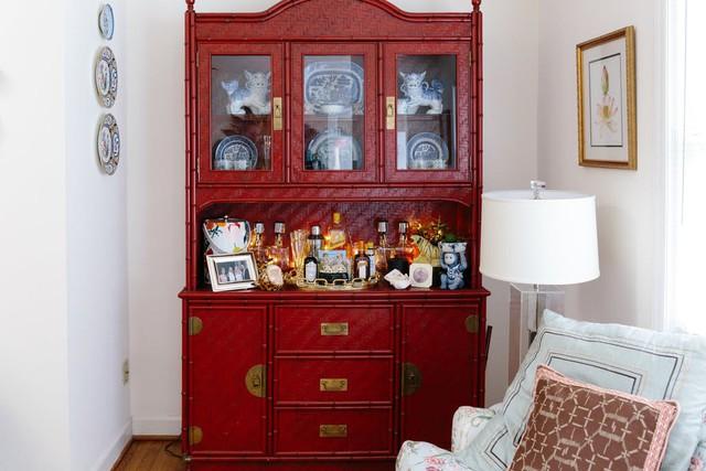 Biến không gian nhà ở sinh động bằng nhiều vật dụng mang họa tiết - Ảnh 2.