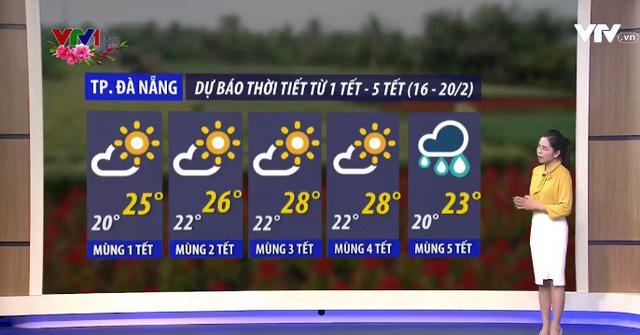 Thời tiết Tết Mậu Tuất 2018: Miền Bắc ấm áp, miền Nam mát mẻ - Ảnh 3.