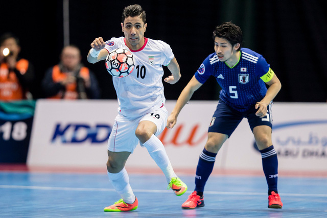Giải vô địch futsal châu Á 2018: ĐT Iran lần thứ 12 lên ngôi - Ảnh 2.