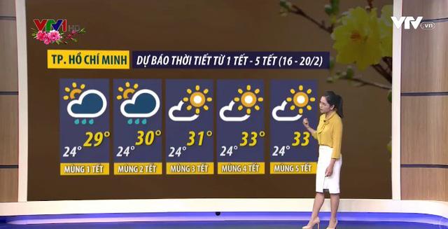 Thời tiết Tết Mậu Tuất 2018: Miền Bắc ấm áp, miền Nam mát mẻ - Ảnh 2.