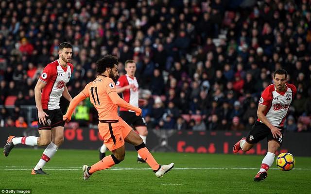 Kết quả bóng đá quốc tế rạng sáng ngày 12/02: Barcelona hòa thất vọng, Liverpool thắng dễ - Ảnh 2.