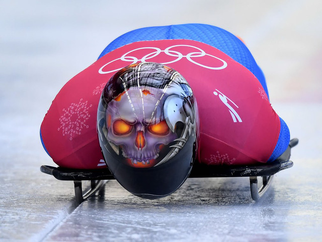ẢNH: Những hình ảnh ấn tượng ngày thi đấu 12/2 của Olympic PyeongChang 2018 - Ảnh 9.