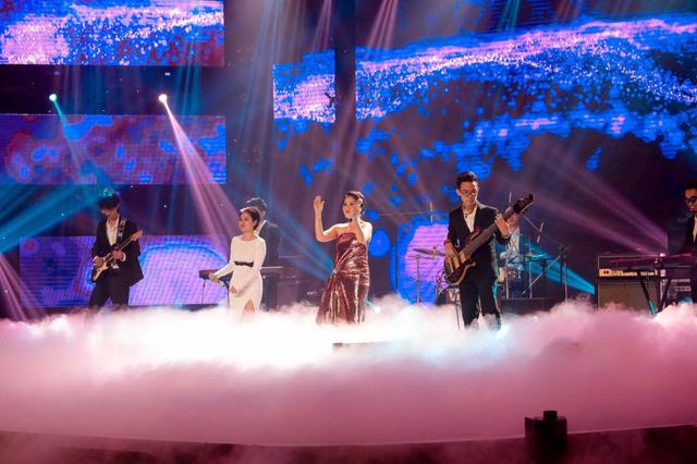 Quán quân Ban nhạc Việt mùa đầu tiên gọi tên An Nam - Ảnh 5.