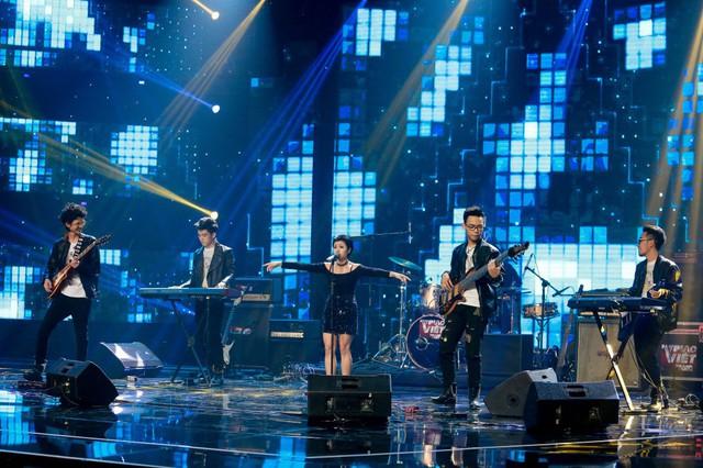 Quán quân Ban nhạc Việt mùa đầu tiên gọi tên An Nam - Ảnh 4.