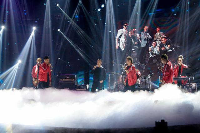 Quán quân Ban nhạc Việt mùa đầu tiên gọi tên An Nam - Ảnh 7.